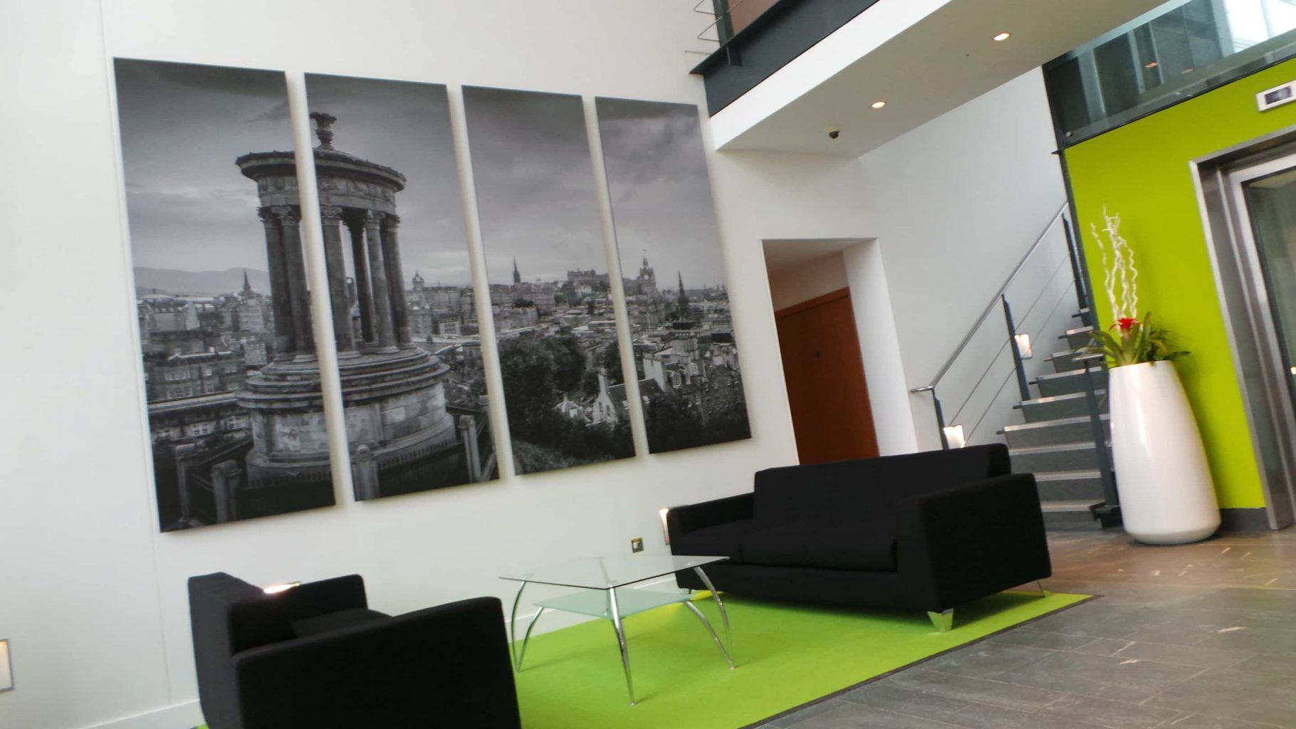 Design agency Wall mounted image