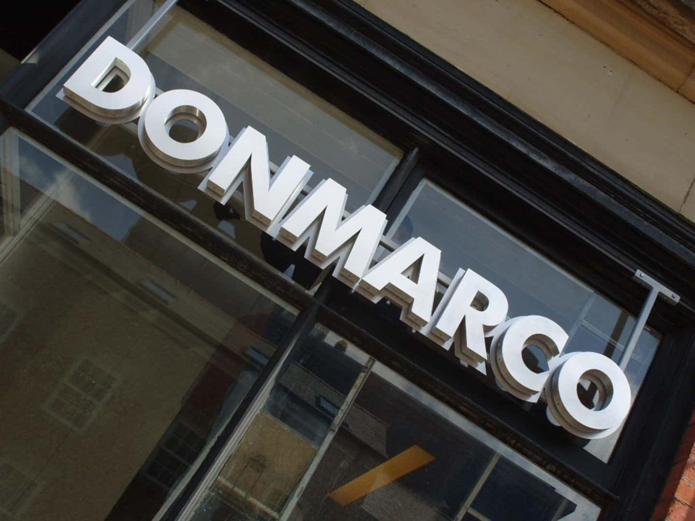 DonMarco - Built Up Lettering