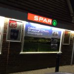 Spar Internally Illuminated Fascia Sign With Window Image (1)