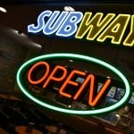 Subway Neon Signs (1)