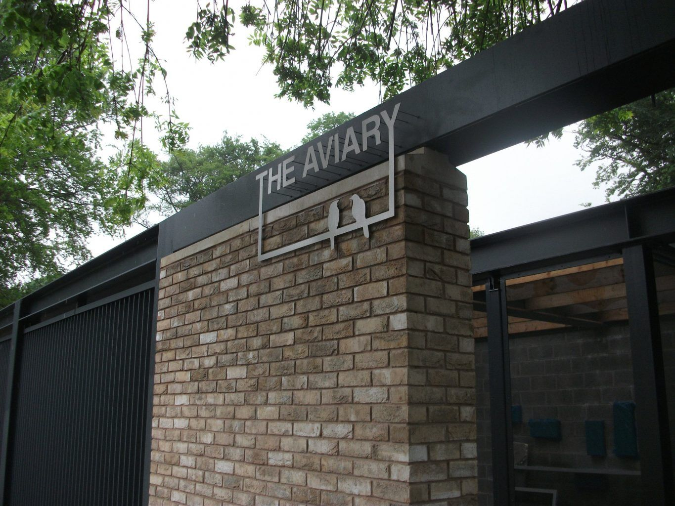 THE AVERY FLAT CUT STAINLESS STEEL LETTERS
