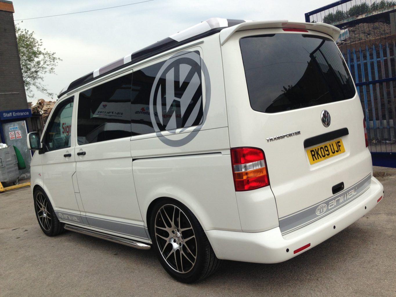 VW Vehicle Livery