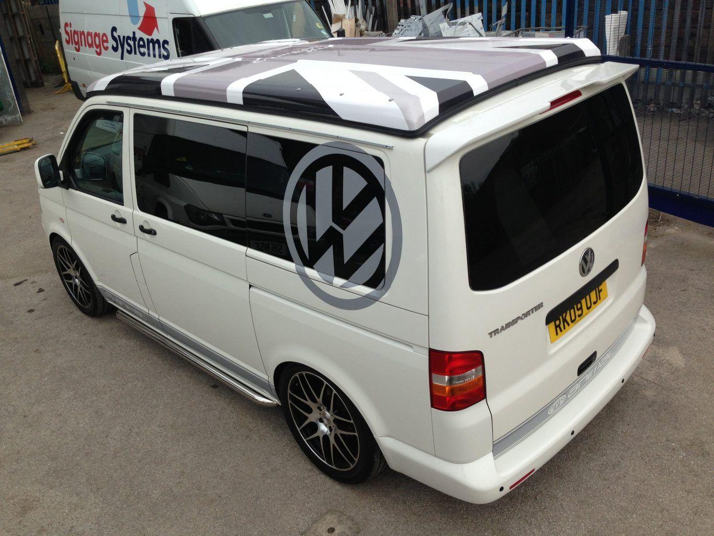 WV Transporter vehicle Livery