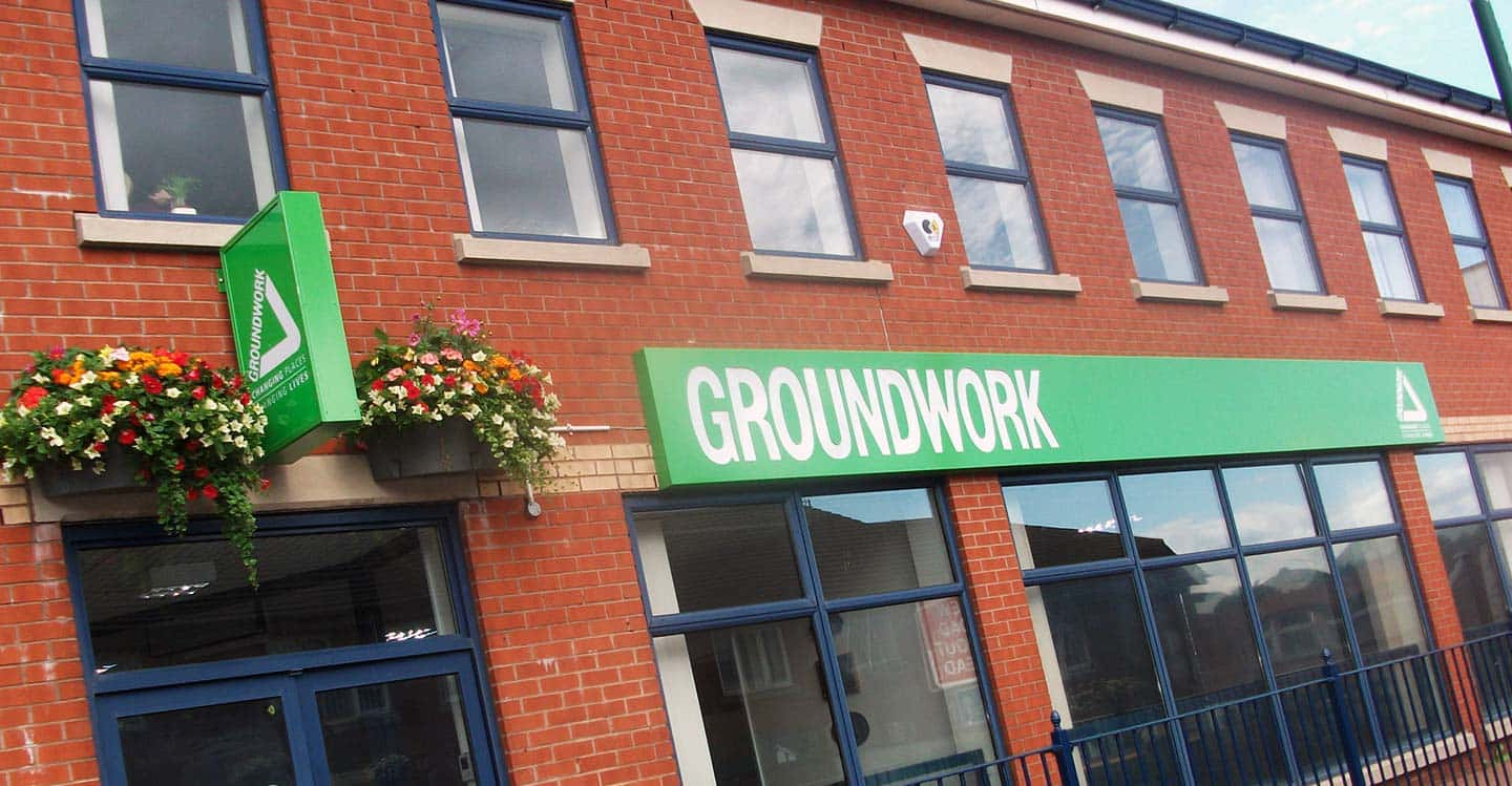 Commercial Signs - Groundwork