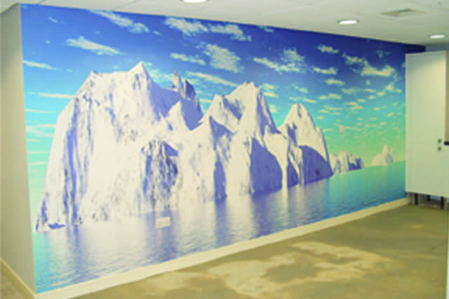 large-format-digital-print-wall-graphic-holchem-iceberg